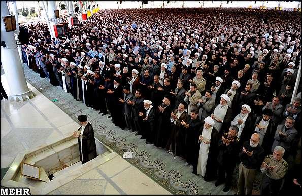 21 Mübarək Ramazan ayı - Cümə namazı