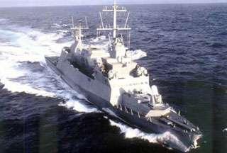 Israeli Missile Ship