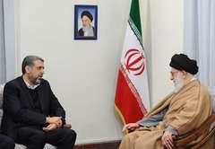 Khamenei-Ramadan Abdullah Shallah