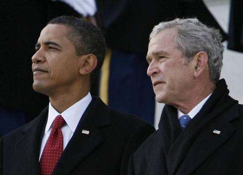 "Obama - ""ikinci Corc Buş"""