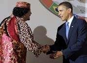 Libya - Gaddafi