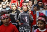 خانواده سربازان ترکيه که در حملات پکک کشته شدند
