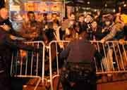 Nyu-York polisi 68 nəfəri həbs edib