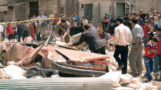 Ban Ki Mun Suriyada terror qruplaşmalarının olduğunu təsdiqlədi