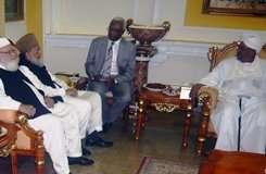 امریکی اسرائیلی گٹھ جوڑ ایک کے بعد دوسرے مسلم ملک کو تباہ کرنا چاہتا ہے، سوڈانی صدر