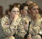 امریکی خواتین فوجیوں پر مرد افسروں کے جنسی تشدد میں اضافہ