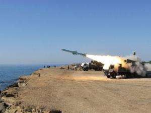 İran bir neçə raket sınaqdan keçirib - FOTO