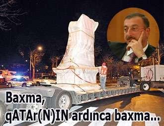 Heydər Əliyevin hansı istiqamətdə aparıldığı məlum deyil!..