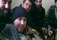 Suriyada döyüşən ABŞ zabitləri