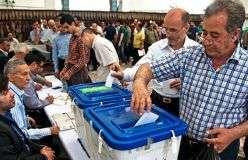 ایران میں تہران کے علاوہ باقی تمام شہروں میں ووٹنگ کا عمل مکمل، گنتی کا مرحلہ جاری