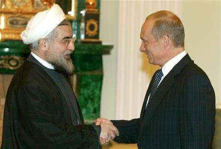 Russia's Putin to Meet Iran's President-Elect in September