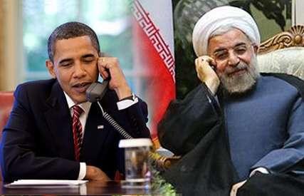 Obama Ruhaniyə zəng edib