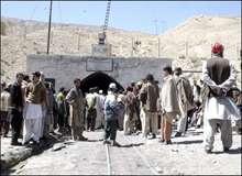 بلوچستان،ہرنائی سے نامعلوم مسلح افراد نے 8 کان کنوں کو اغواء کرلیا