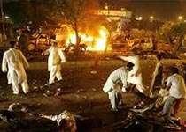 Pakistanda bomba partladılması nəticəsində 20 hərbçi həlak olub