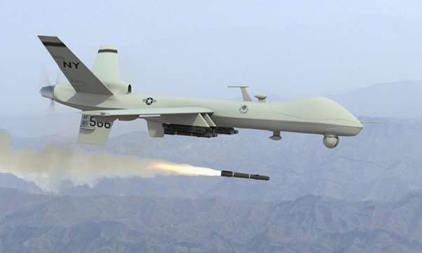 US curtails drone strikes on Pakistan's request: media report