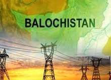 بلوچستان کی بجلی پنجاب کیلئے!