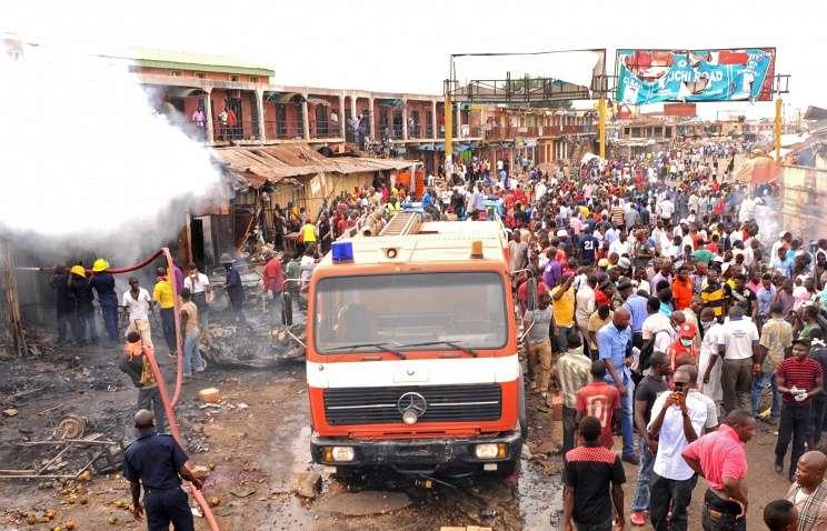 Nigeriyada iki partlayış nəticəsində ölənlərin sayı 118 nəfərə çatıb