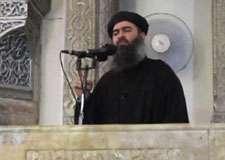 داعش کے خلیفہ کا مشیر فضائی حملے میں ہلاک