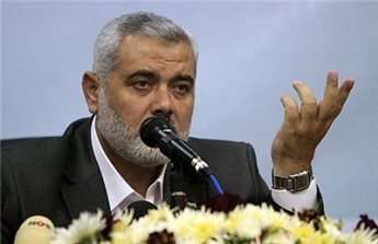 Haniyeh calls for follow-up committee on ceasefire deal
