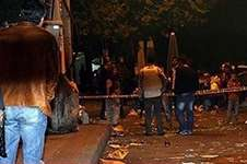 Türkiyə çalxalanır: zabit küçədə güllələndi