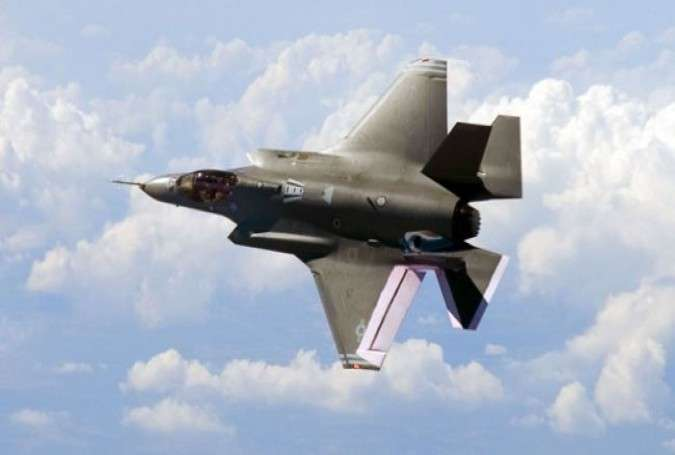 US F-35s sold to UK face new problem