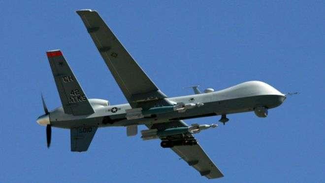 شمالی وزیرستان میں امریکی ڈورن حملے میں 4 افراد ہلاک