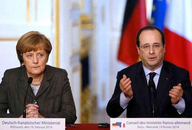 Paris və Berlin Avropa Birliyini çökdürür