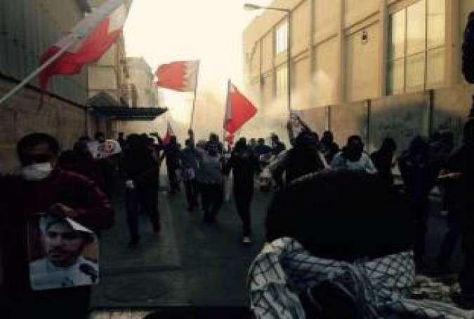 سرکوب معترضان به تمدید حکم بازداشت شیخ علی سلمان
