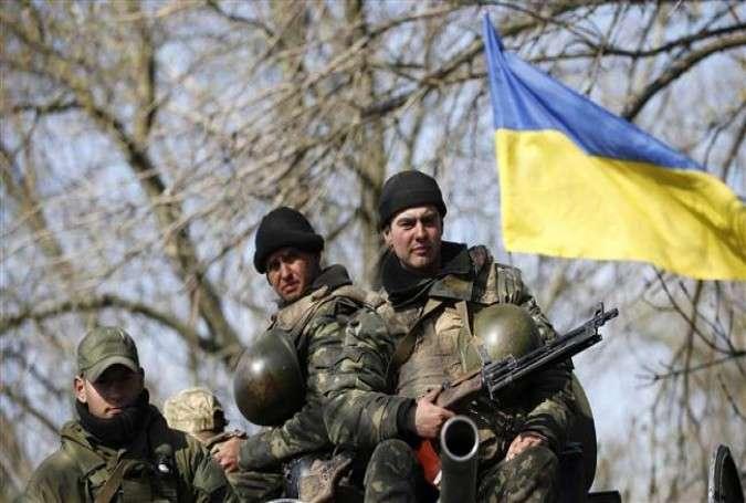 Kiev still committed to Minsk ceasefire deal: Ukraine president
