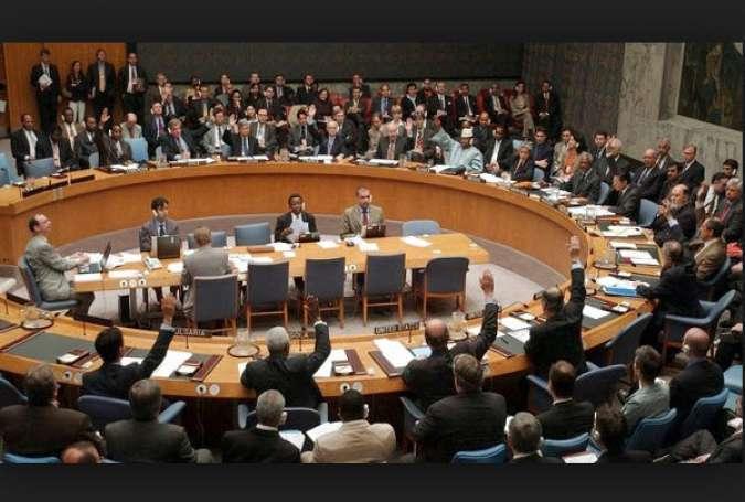 شورای امنیت با جنایتکاران جنگی همراه شد