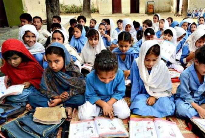 تعلیم کے میدان میں پاکستان جنوبی ایشیا کے ممالک میں سب سے پیچھے