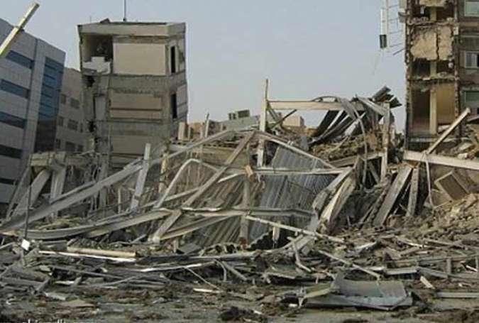 سعودی عرب، عمارت گرنے سے 50 سے زائد مزدور ملبے تلے دب گئے، بیشتر پاکستانی ہیں