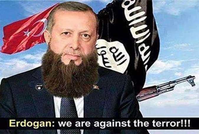 """İran: """"Ankara özünü atəşə atdı"""""""