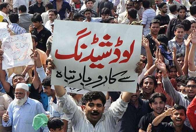 کوئٹہ سمیت بلوچستان بھر میں بجلی کی بدترین لوڈشیڈنگ جاری