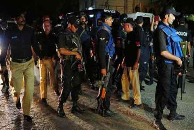 کراچی، پولیس مقابلے میں دو دہشتگرد ہلاک