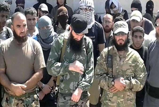 """""""Rəsmi Ankara Suriyada terrorçulara dərhal yardımını dayandırmalıdır"""""""