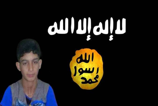 İŞİD suriyalı uşaqdan nə kimi istifadə etdi?
