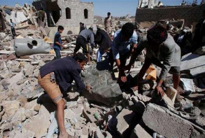 حمایت انگلیس از تجاوز عربستان به یمن