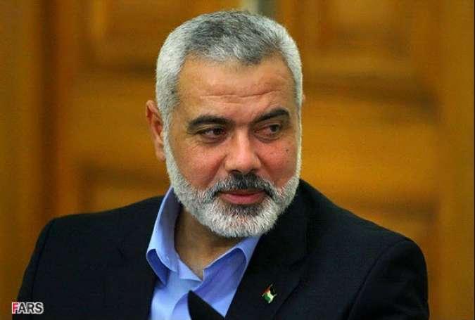 اسماعيل هنيه: جنگ بعدي با رژیم صهیونیستی، جنگ آزادي فلسطين است