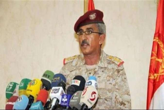 سخنگوی ارتش یمن: اگر ایران در یمن حضور داشت که آل سعود جرات نزدیک شدن به یمن را نداشت