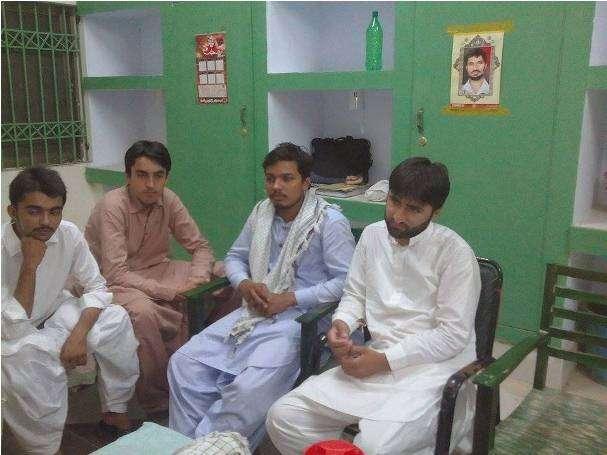 اندرون سندھ، ولایت نور ہدایت کنونشن کی رابطہ مہم کے سلسلے میں مرکزی جنرل سیکرٹری کے دورہ سندھ کی تصاویر