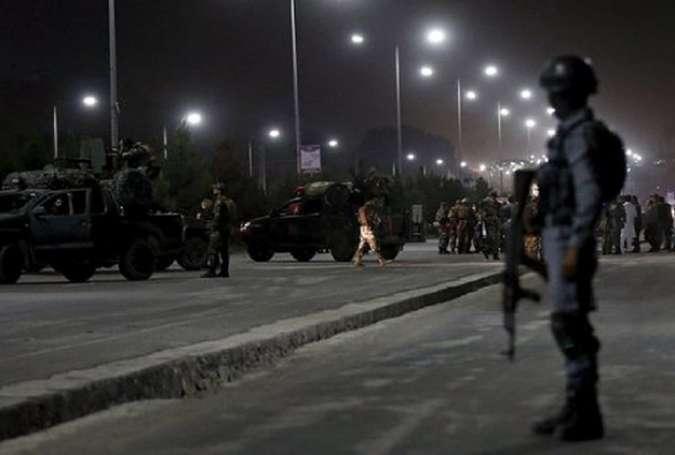 """""""Taliban"""" terrorçusu özünü Rusiya səfirliyi yaxınlığında partlatdı"""