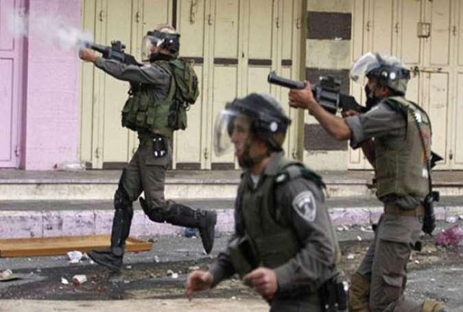 Sionist rejim qüvvələri daha bir fələstinli gənci şəhid etdi