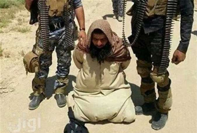 دستگیری دو داعشی پیش از حمله به زائران کربلا