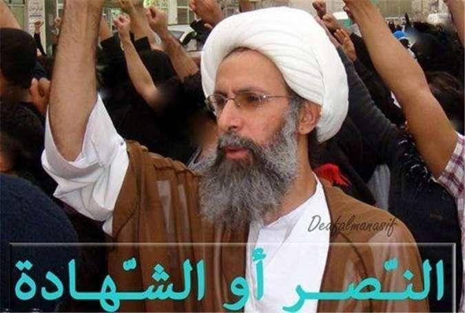 میثم دوراں، شیخ باقر النمر