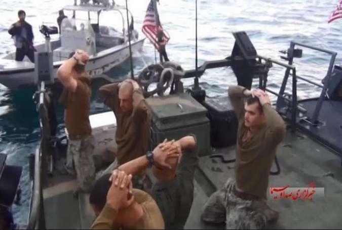 پیامهای منطقهای و بینالمللی اقدام سپاه پاسداران ایران در بازداشت نظامیان آمریکایی