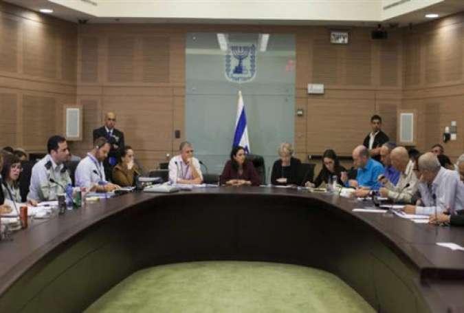 تصویب طرح تبعید خانوادههای فلسطینی در کمیته پارلمان رژیم صهیونیستی