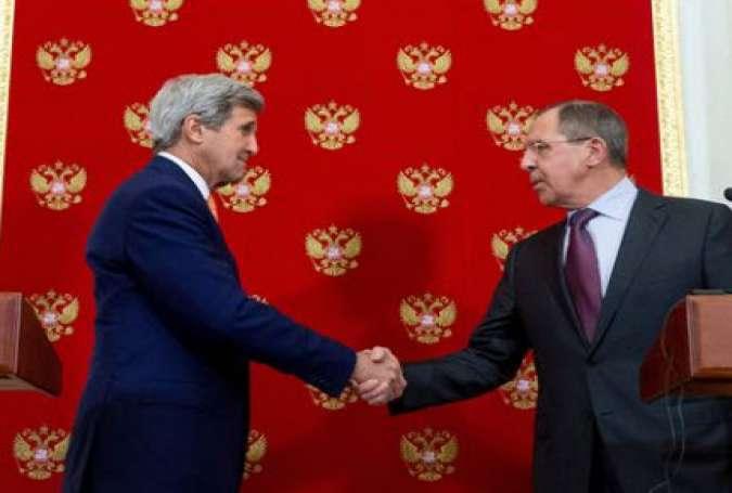 روسیه و امریکا: تهیه پیش نویس قانون اساسی سوریه تا اواسط تابستان