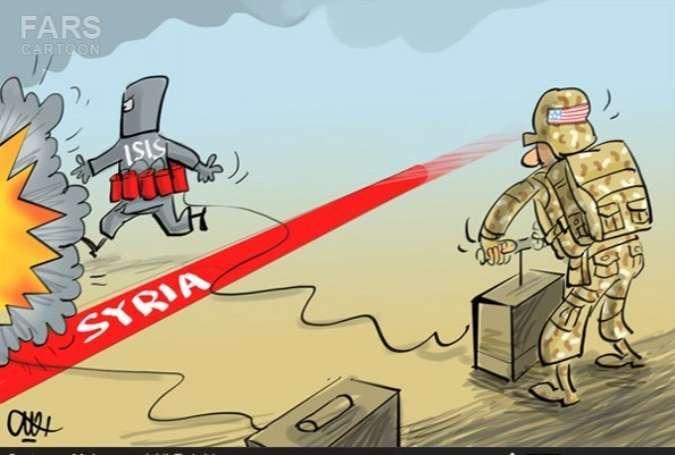 امریکی کمانڈو شام میں فرنٹ لائن پر نہیں جائینگے،پینٹاگون
