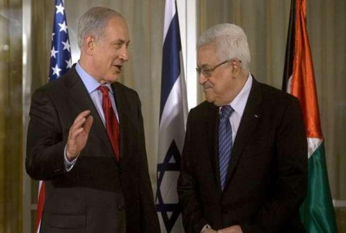 تماس های محرمانه برای برگزاری نشست مشترک میان ابومازن و نتانیاهو